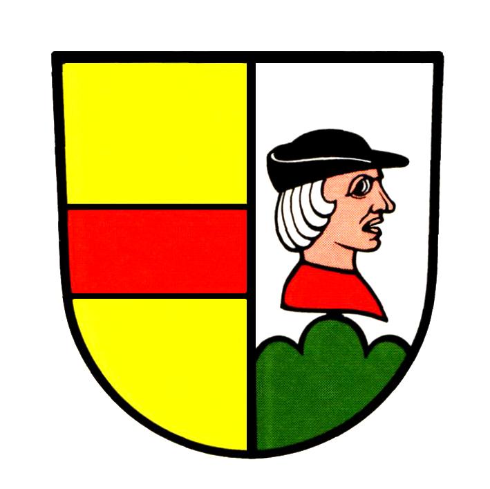Wappen von Berghaupten