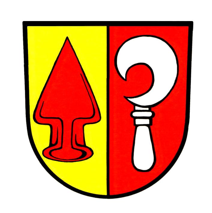 Wappen von Friesenheim