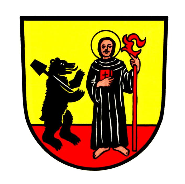 Wappen von Oberharmersbach