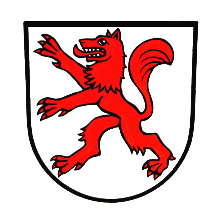 Wappen von Oberwolfach