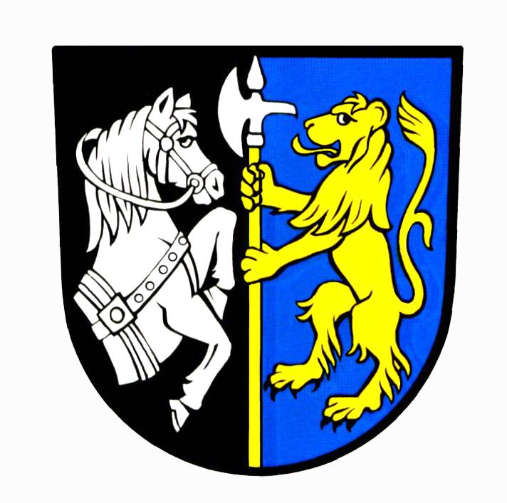 Wappen von Bösingen