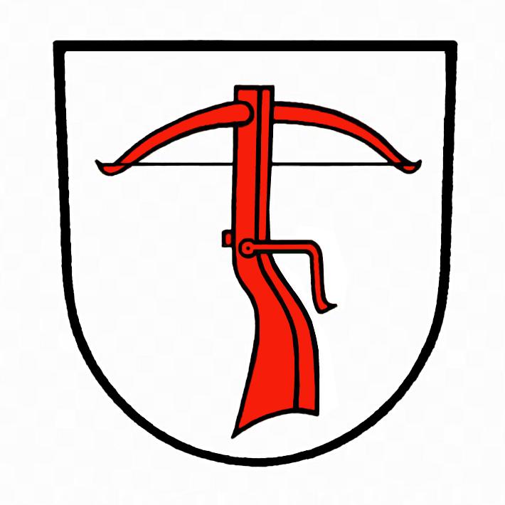 Wappen von Allmersbach im Tal