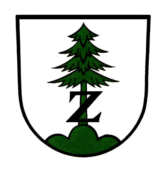 Wappen von Zimmern ob Rottweil