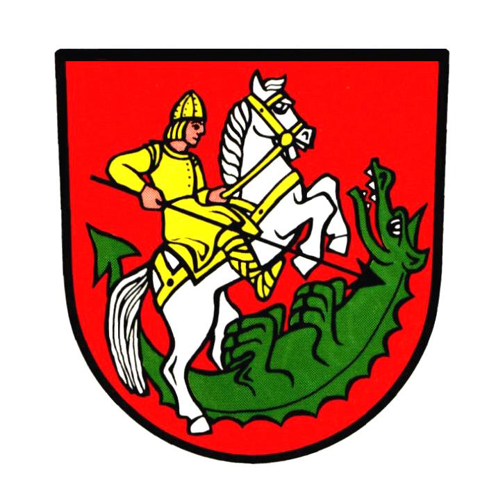 Wappen von St. Georgen im Schwarzwald