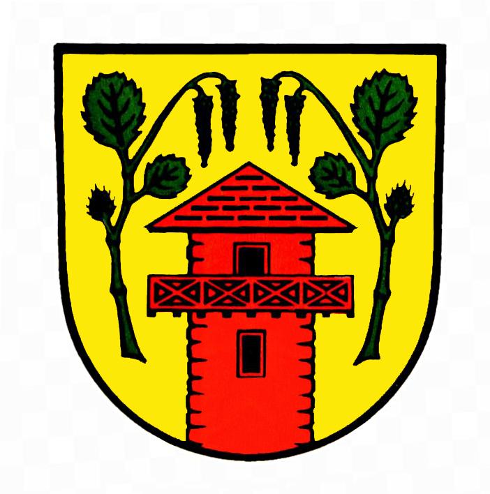 Wappen von Großerlach