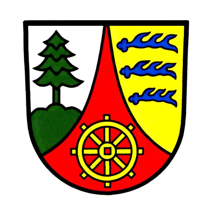 Wappen von Mühlingen