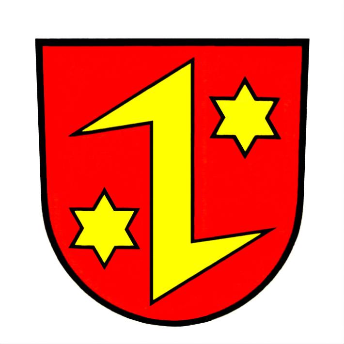 Wappen von Dettingen an der Erms