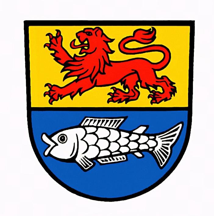 Wappen von Sulzbach an der Murr