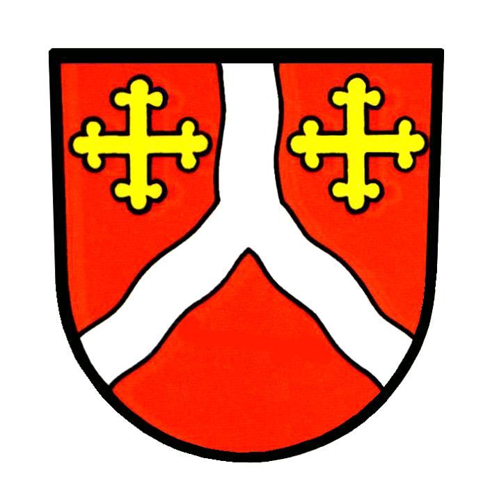 Wappen von Kirchentellinsfurt
