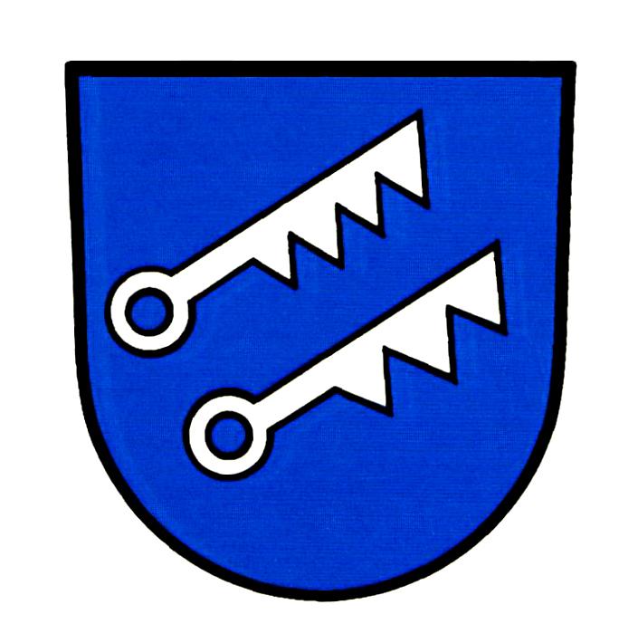 Wappen von Hausen am Tann