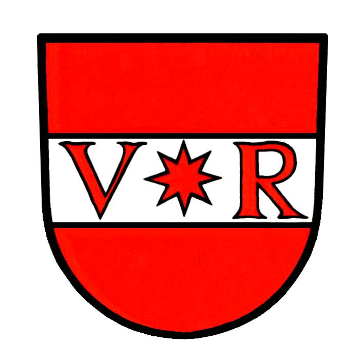 Wappen von Weilen unter den Rinnen