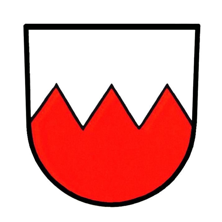 Wappen von Zimmern unter der Burg