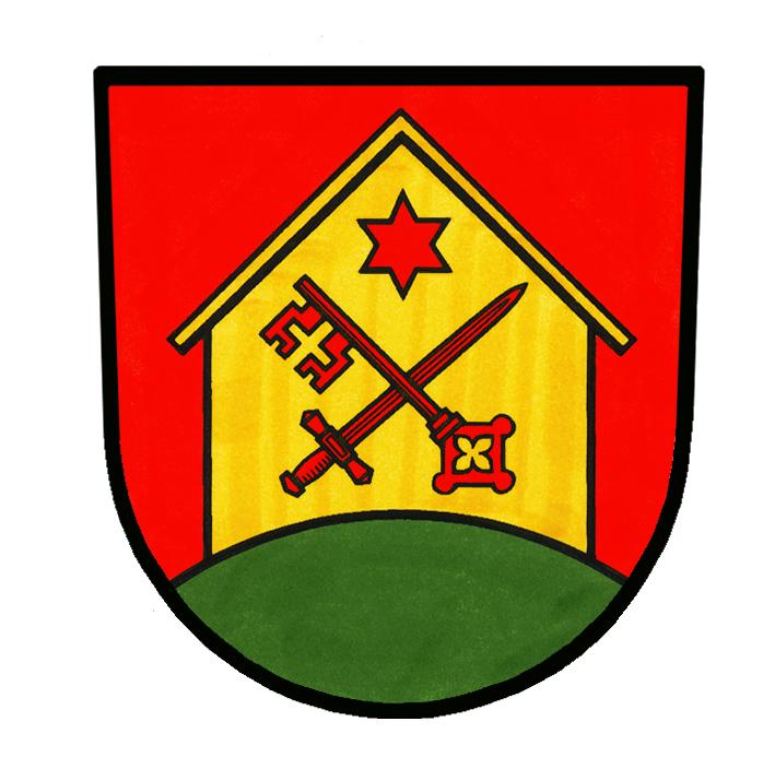 Wappen von Hausen am Bussen