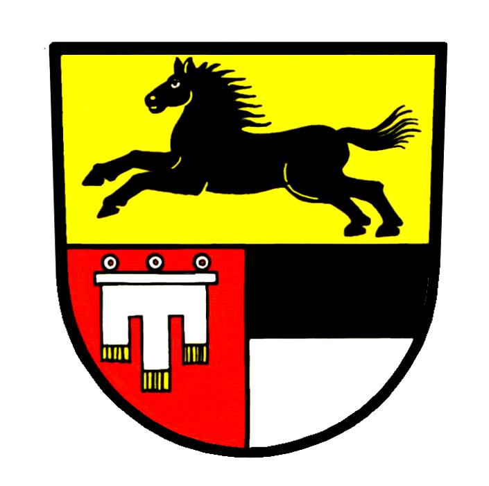 Wappen von Langenau
