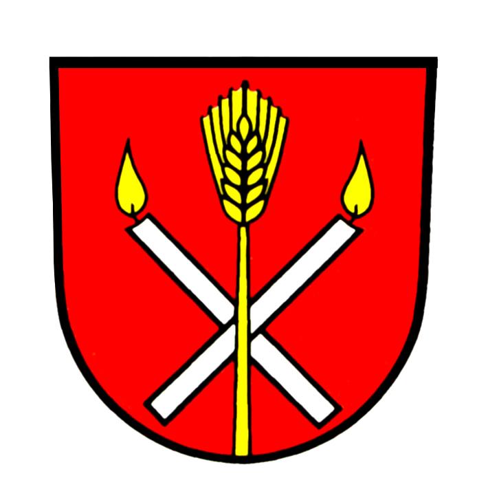 Wappen von Alleshausen
