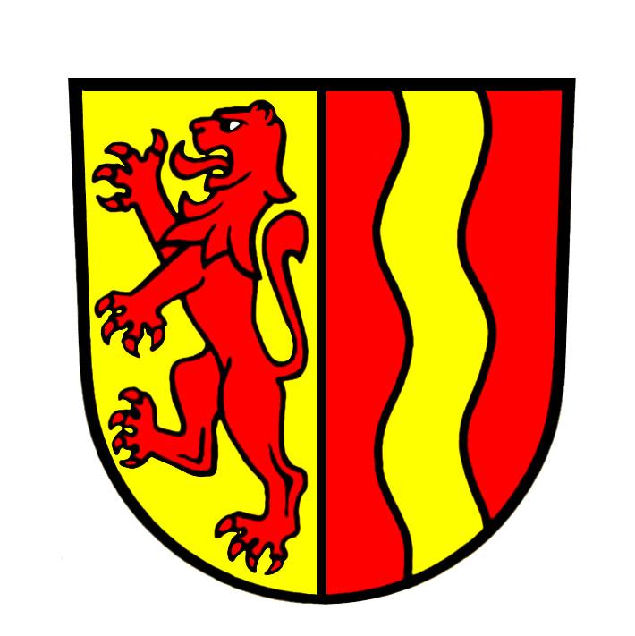 Wappen von Dettingen an der Iller