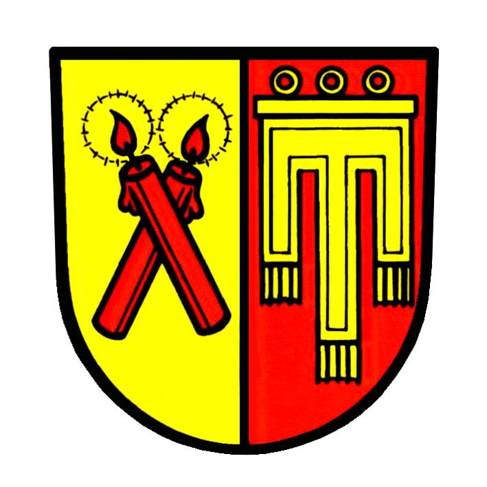 Wappen von Kirchdorf an der Iller
