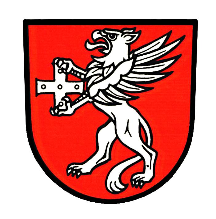 Wappen von Rot an der Rot