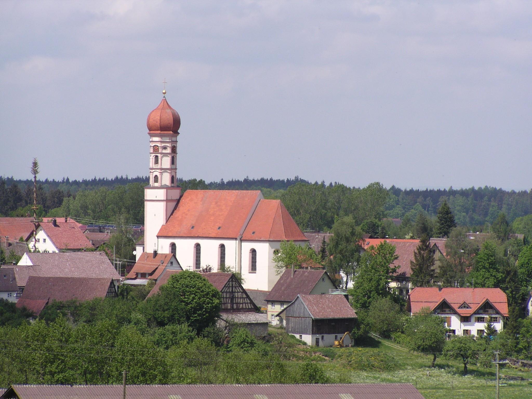 Steinhausen an der Rottum Kaltwintergarten