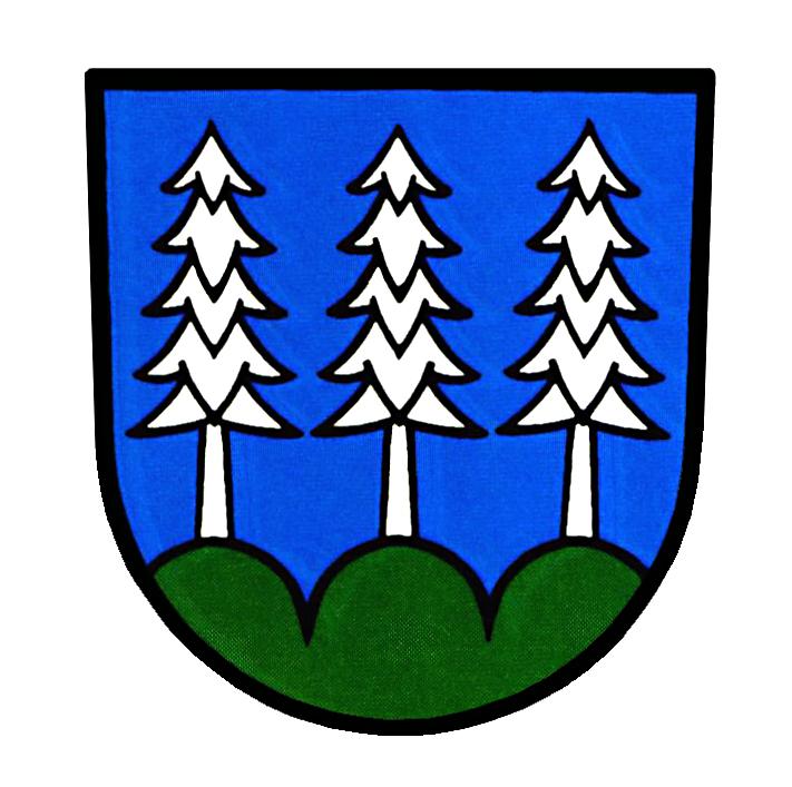 Wappen von Tannheim
