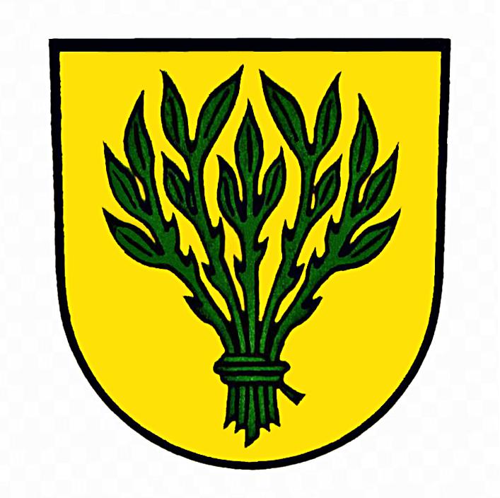Wappen von Rutesheim