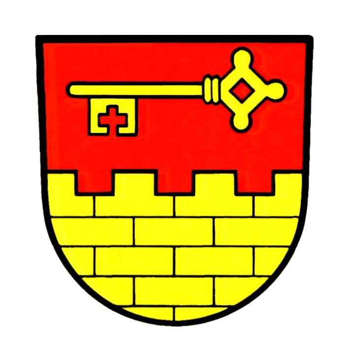 Wappen von Hoßkirch