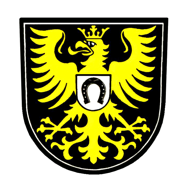 Wappen von Isny im Allgäu