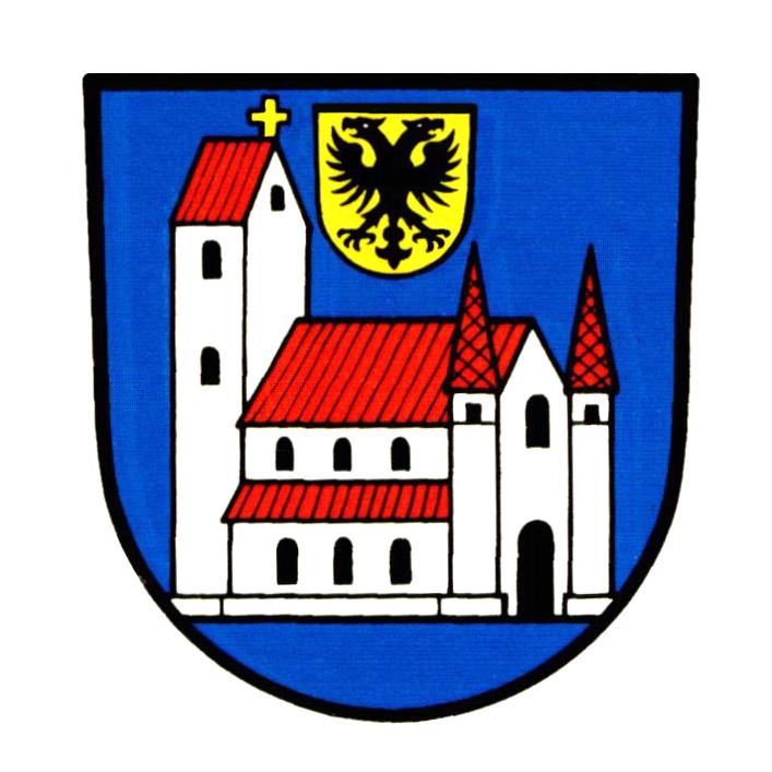 Wappen von Leutkirch im Allgäu