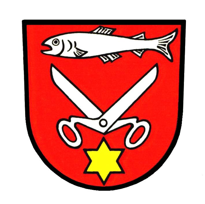 Wappen von Scheer