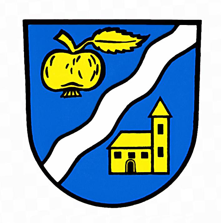 Wappen von Langenbrettach