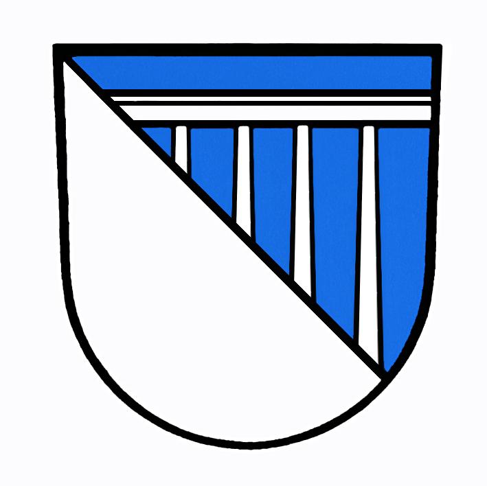 Wappen von Braunsbach
