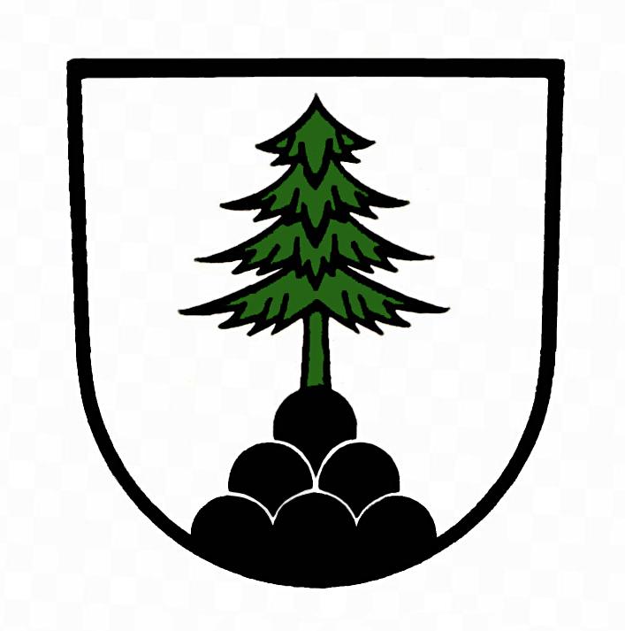 Wappen von Fichtenberg