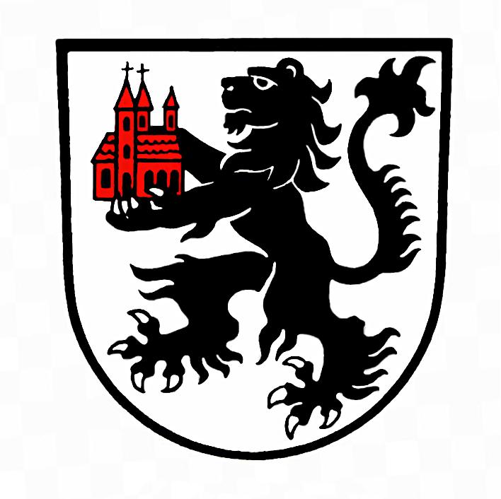 Wappen von Kirchberg an der Jagst