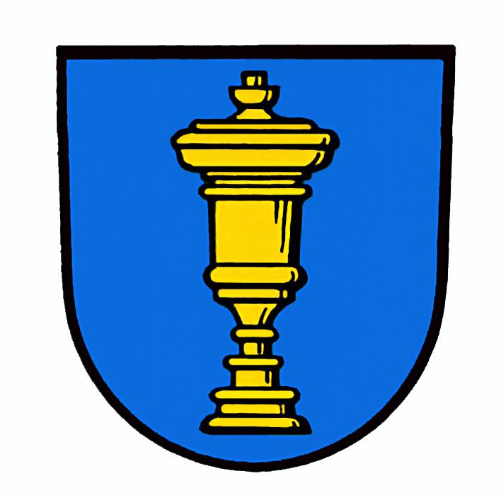 Wappen von Michelbach an der Bilz
