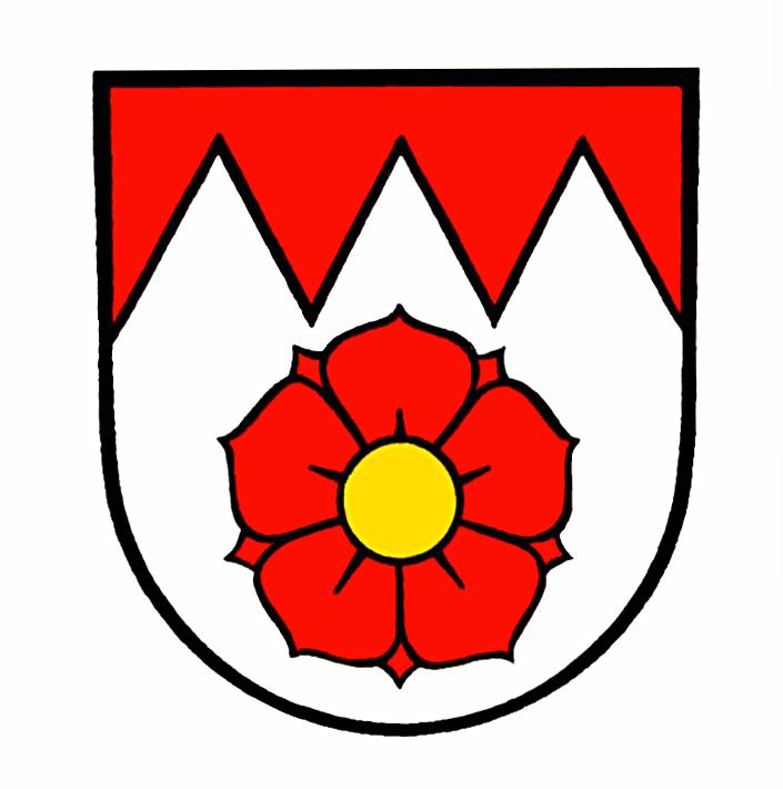 Wappen von Rosengarten
