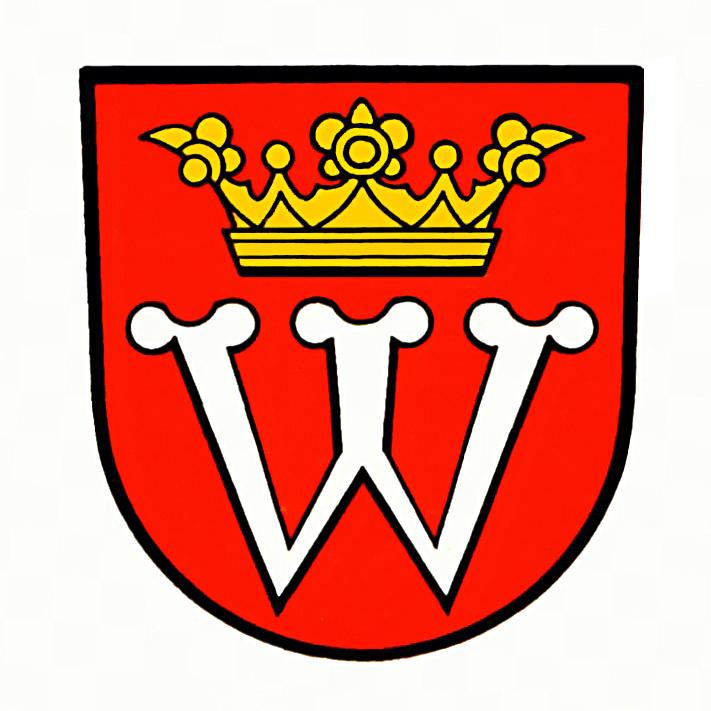 Wappen von Weikersheim