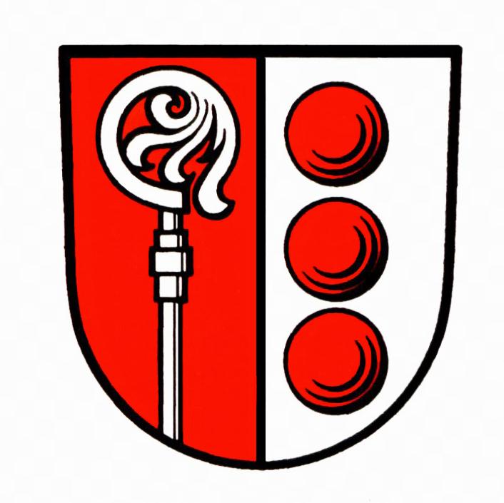 Wappen von Abtsgmünd