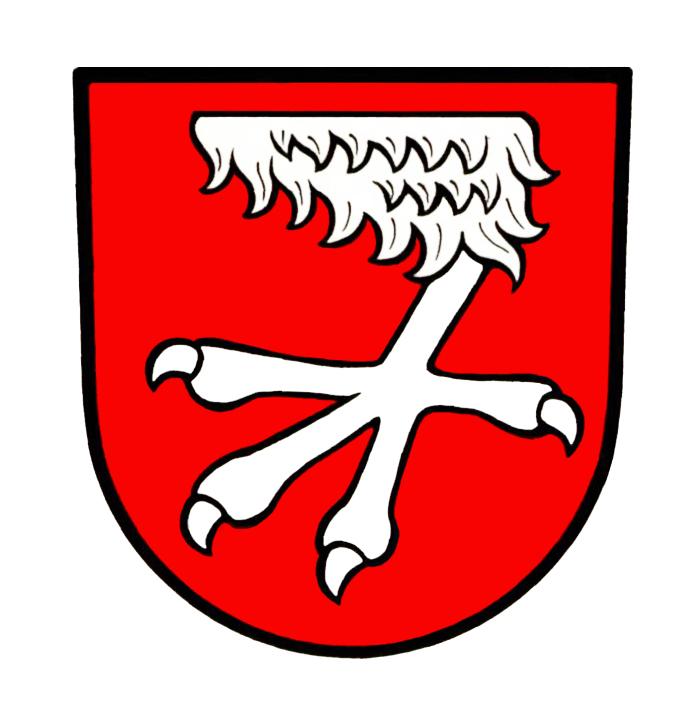 Wappen von Kürnbach