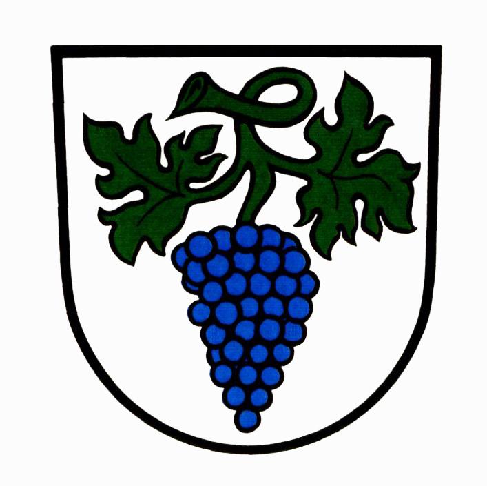 Wappen von Weingarten (Baden)