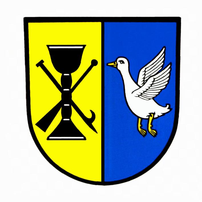 Wappen von Karlsdorf-Neuthard