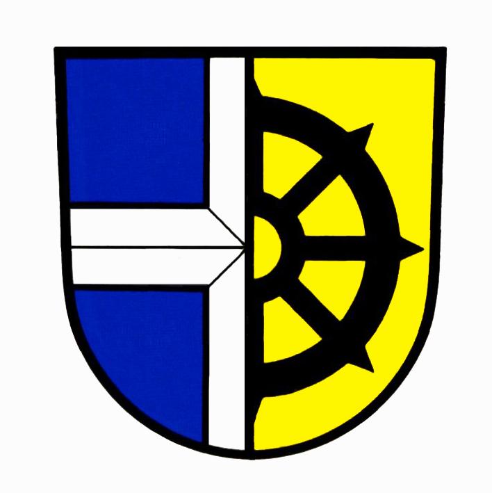 Wappen von Oberhausen-Rheinhausen