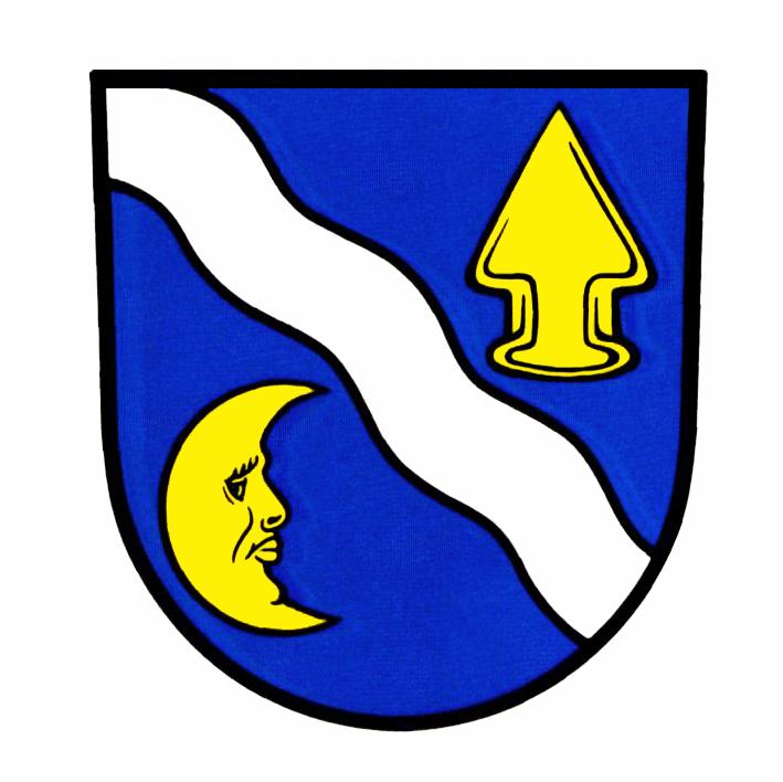 Wappen von Waldbronn