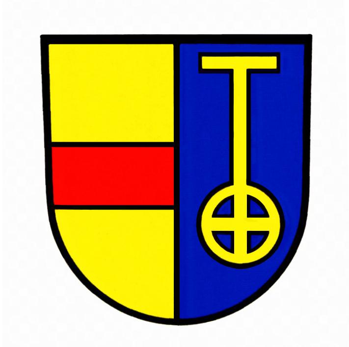 Wappen von Hügelsheim