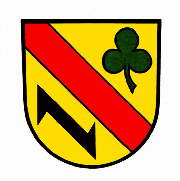 Wappen von Kuppenheim