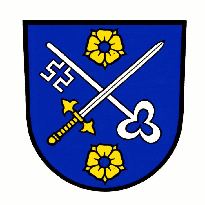 Wappen von Rheinmünster