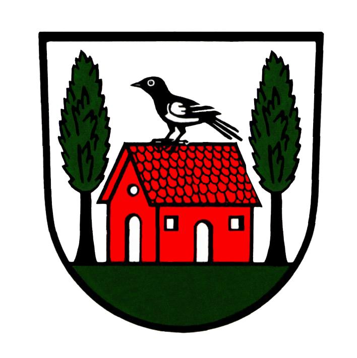 Wappen von Aglasterhausen