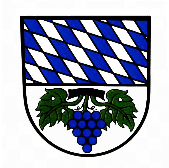 Wappen von Haßmersheim