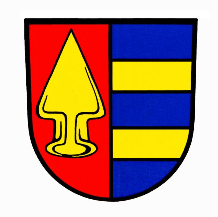 Wappen von Hüffenhardt