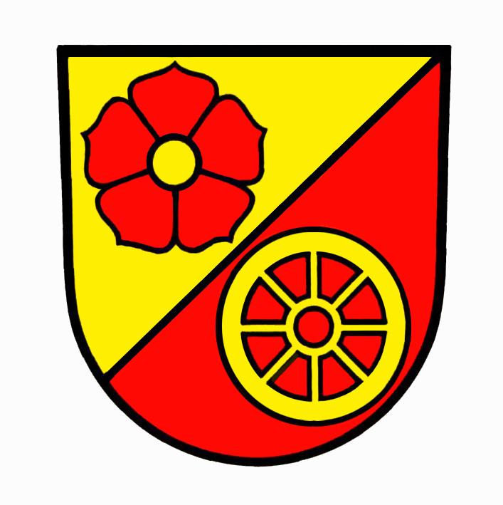 Wappen von Rosenberg