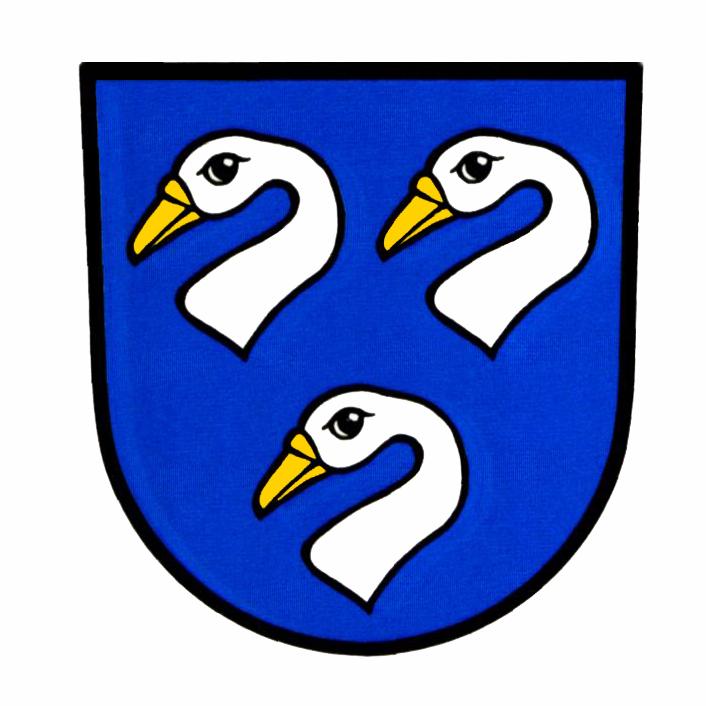 Wappen von Zwingenberg